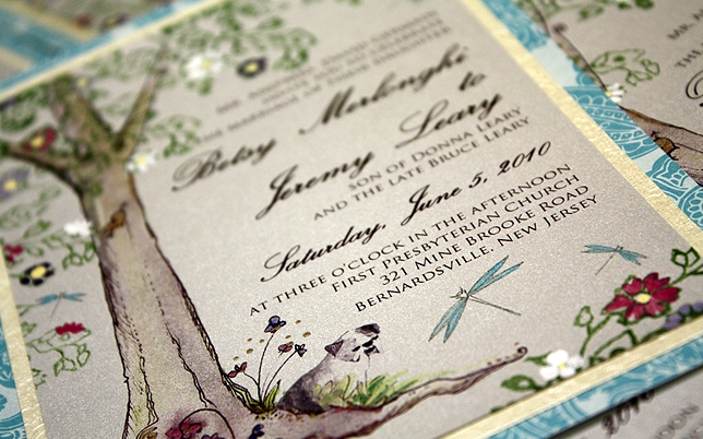 Enchanted Forest Invitations was great invitation example