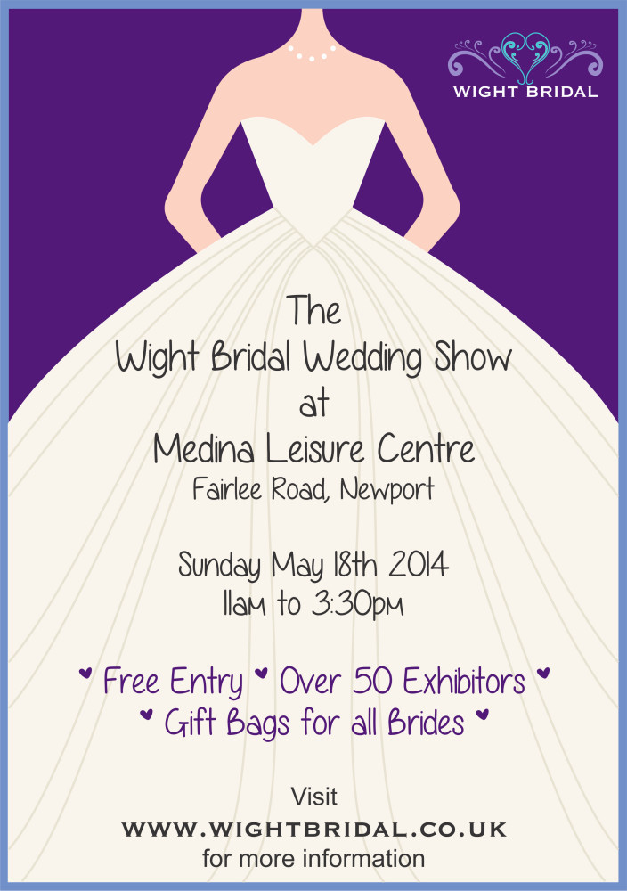 Wight Bridal Poster