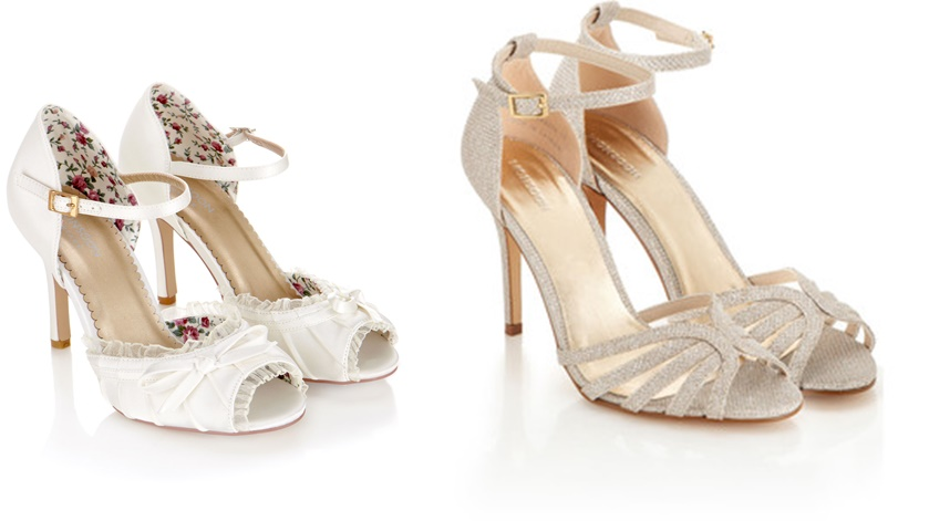 eab48e99137bc Bridal Shoes found on the Highstreet